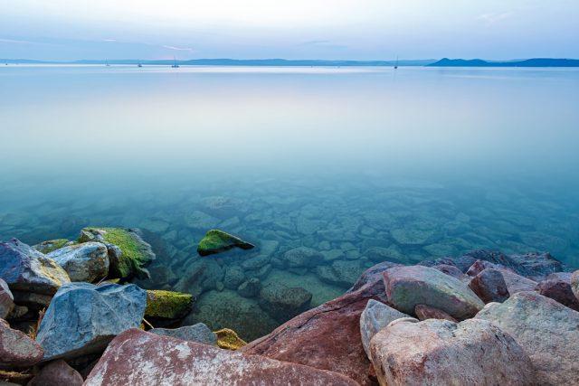 A moment of stillness by Norbert Fritz
