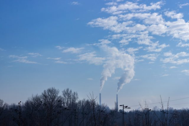 Cloud factory by Norbert Fritz