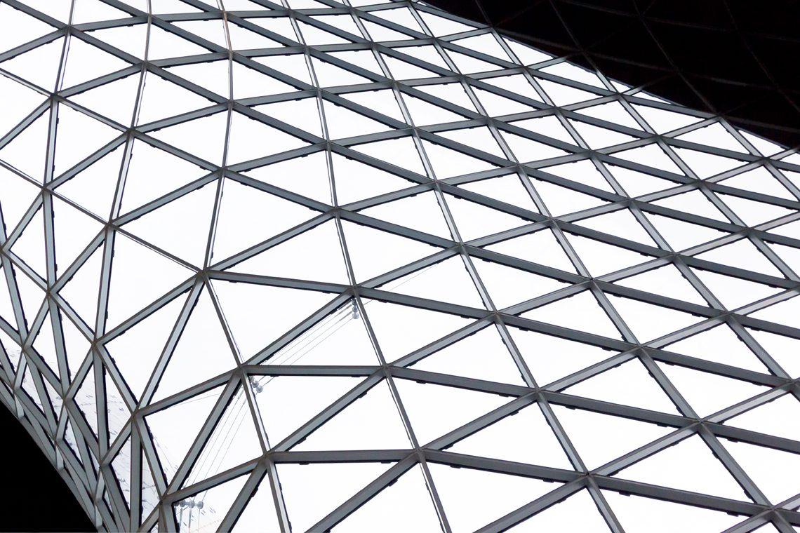 Futuristic architecture 11 by Norbert Fritz
