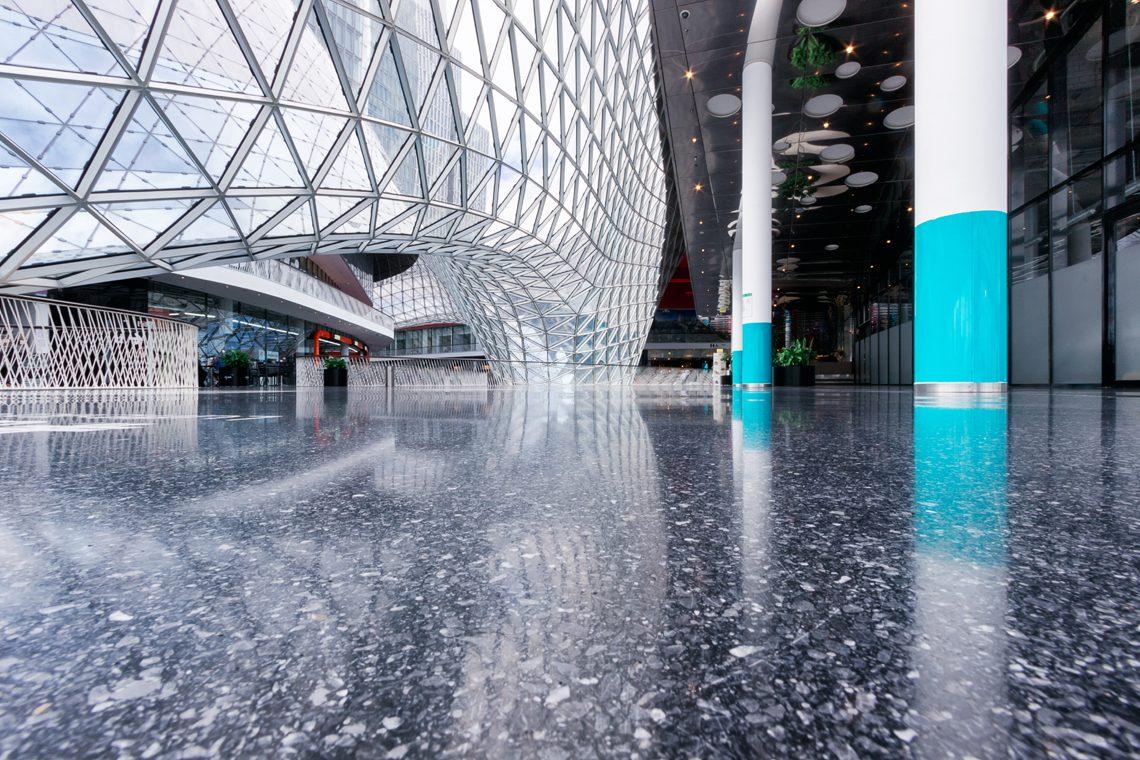 Futuristic architecture 13 by Norbert Fritz