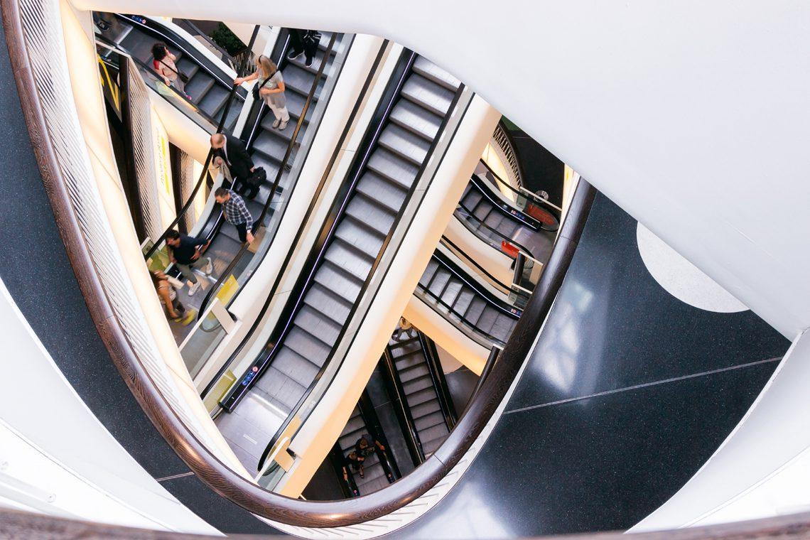 Futuristic architecture 7 by Norbert Fritz