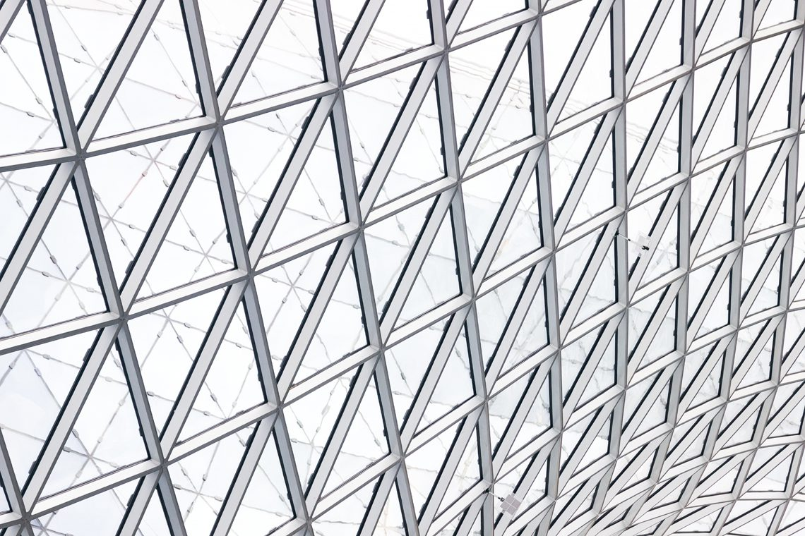 Futuristic architecture 8 by Norbert Fritz