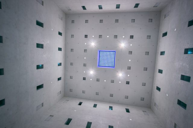 In the hypercube by Norbert Fritz