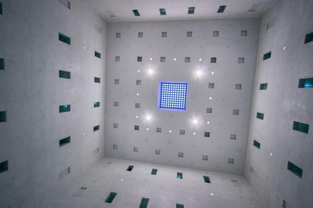 In the hypercube by Norbert Fritz