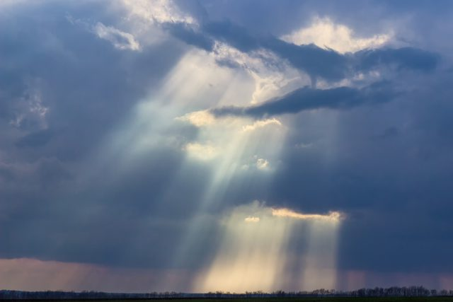 Light fall by Norbert Fritz