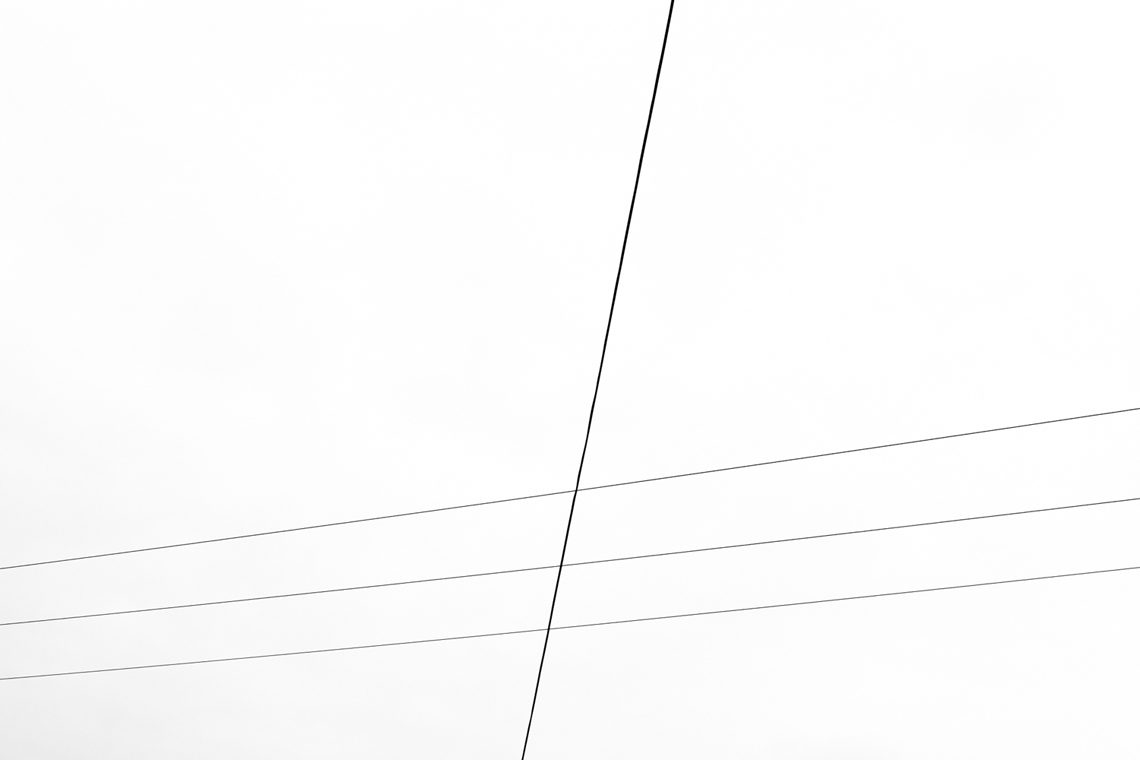 Wired space No. 13 by Norbert Fritz