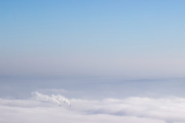 Above the clouds by Norbert Fritz