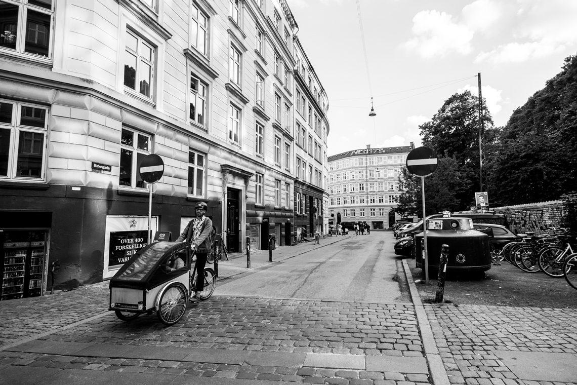 Copenhagen moments 14 by Norbert Fritz