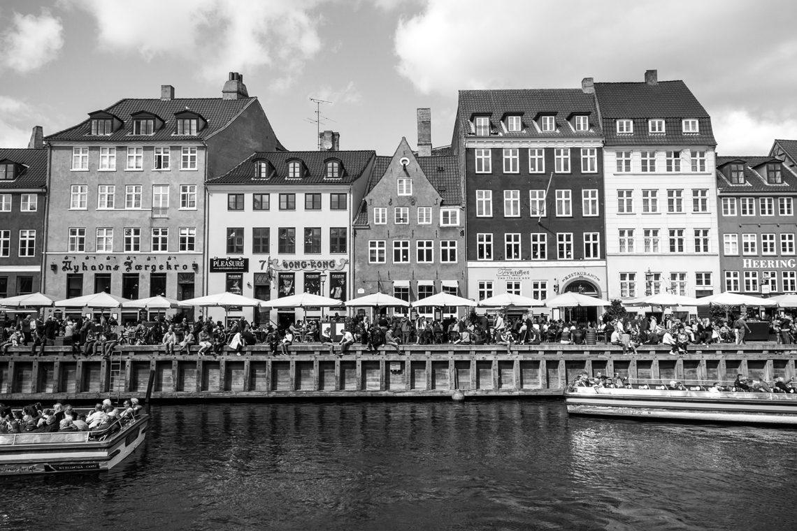 Copenhagen moments 20 by Norbert Fritz