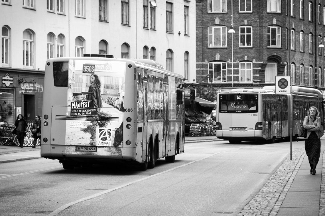 Copenhagen moments 3 by Norbert Fritz