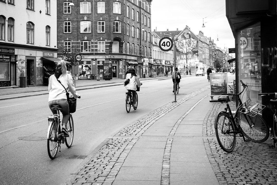 Copenhagen moments 4 by Norbert Fritz