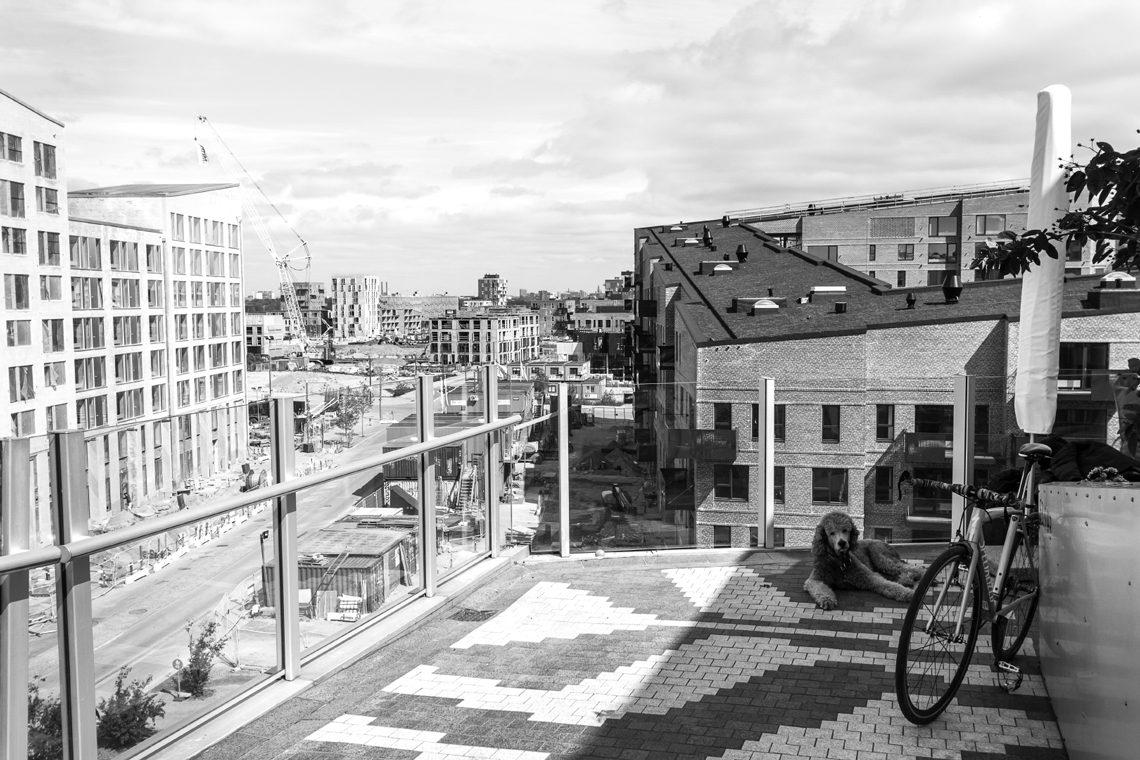 Copenhagen moments 8 by Norbert Fritz